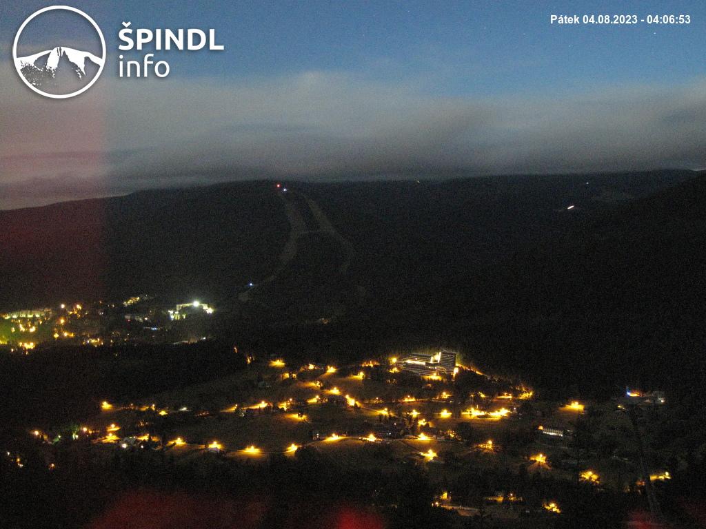 Webcam Skigebied Spindleruv Mlyn Stoh - Reuzengebergte