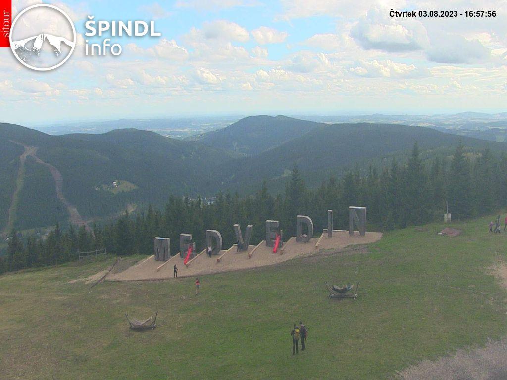 Webcam Skigebiet Spindlerm�hle cam 36 - Riesengebirge