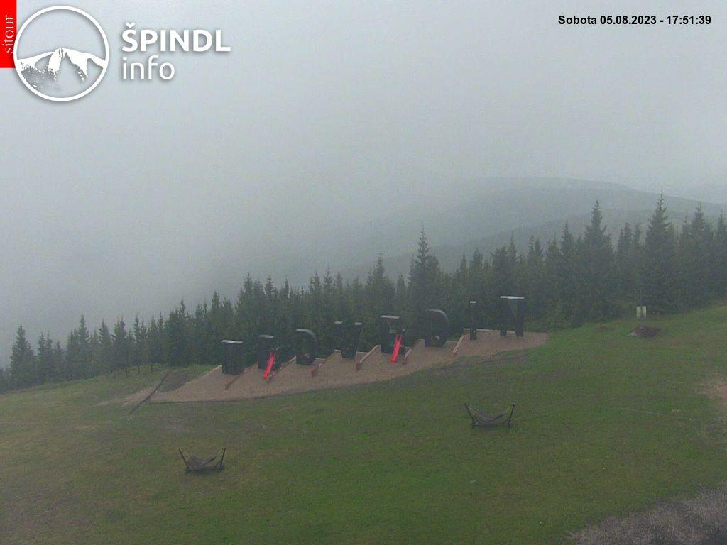 Webcam Skigebied Spindleruv Mlyn cam 36 - Reuzengebergte