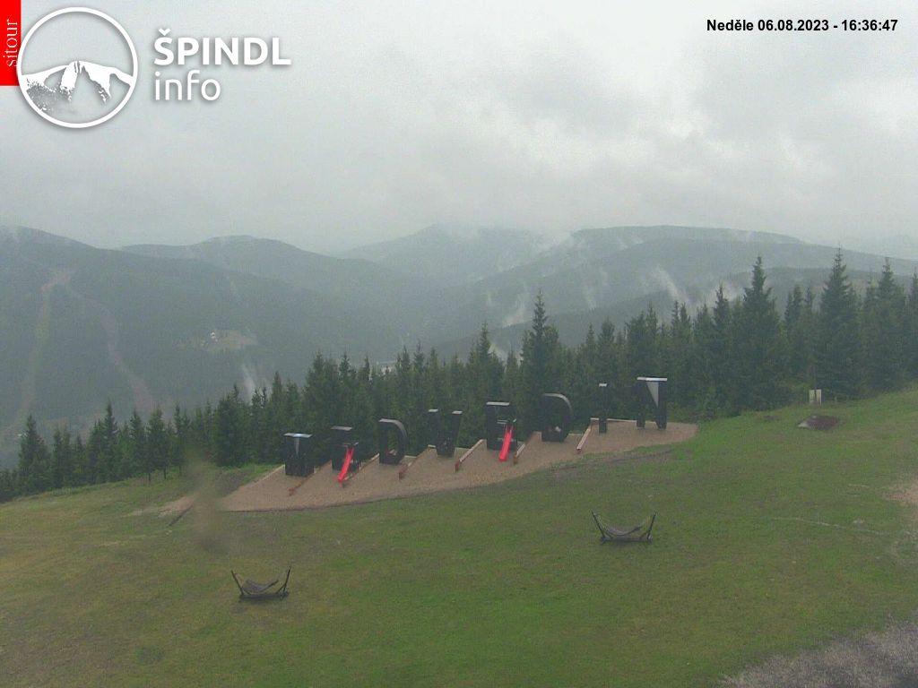 Webcam Skigebied Spindleruv Mlyn cam 38 - Reuzengebergte