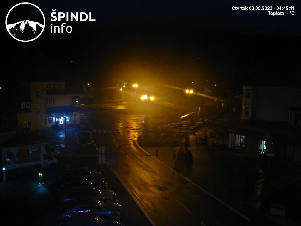 Webcam Skigebiet Spindlerm�hle Krause Bauden - Riesengebirge