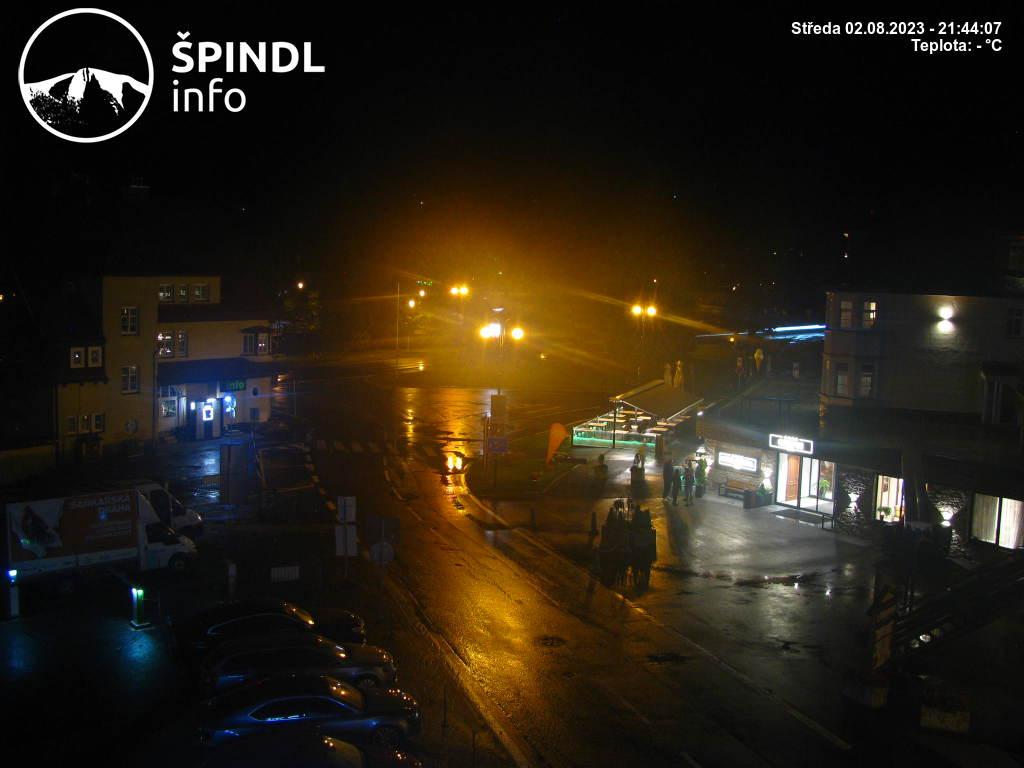Webcam Skigebiet Spindlermühle Krause Bauden - Riesengebirge