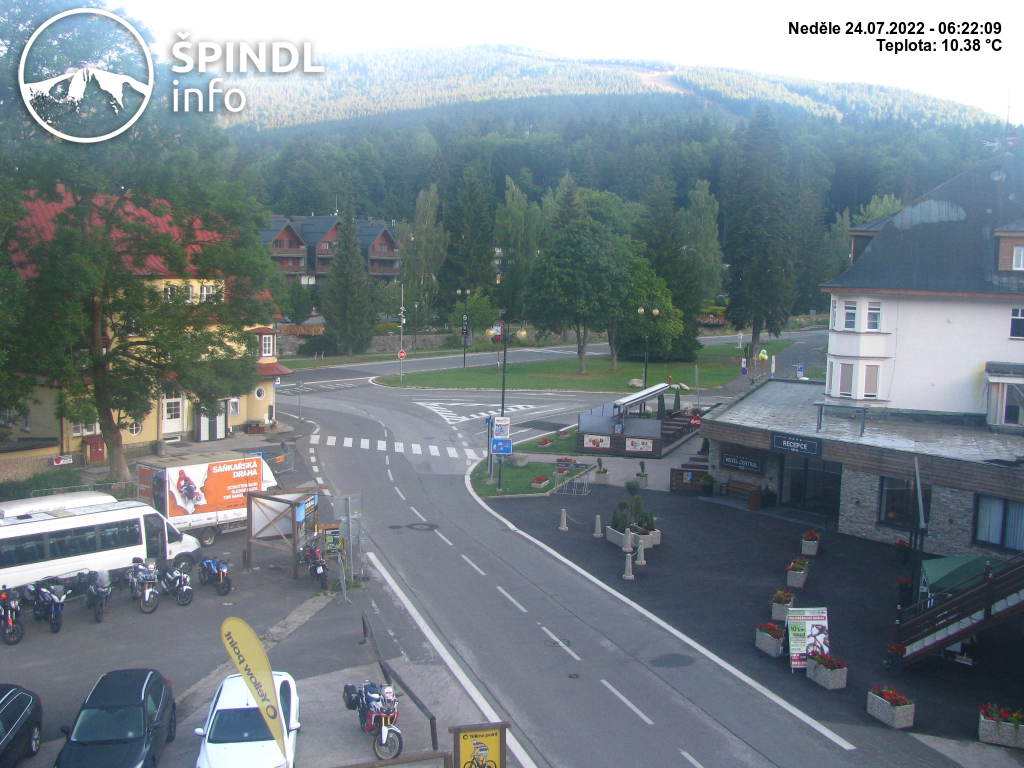 Webcam Ski Resort Spindleruv Mlyn cam 43 - Giant Mountains