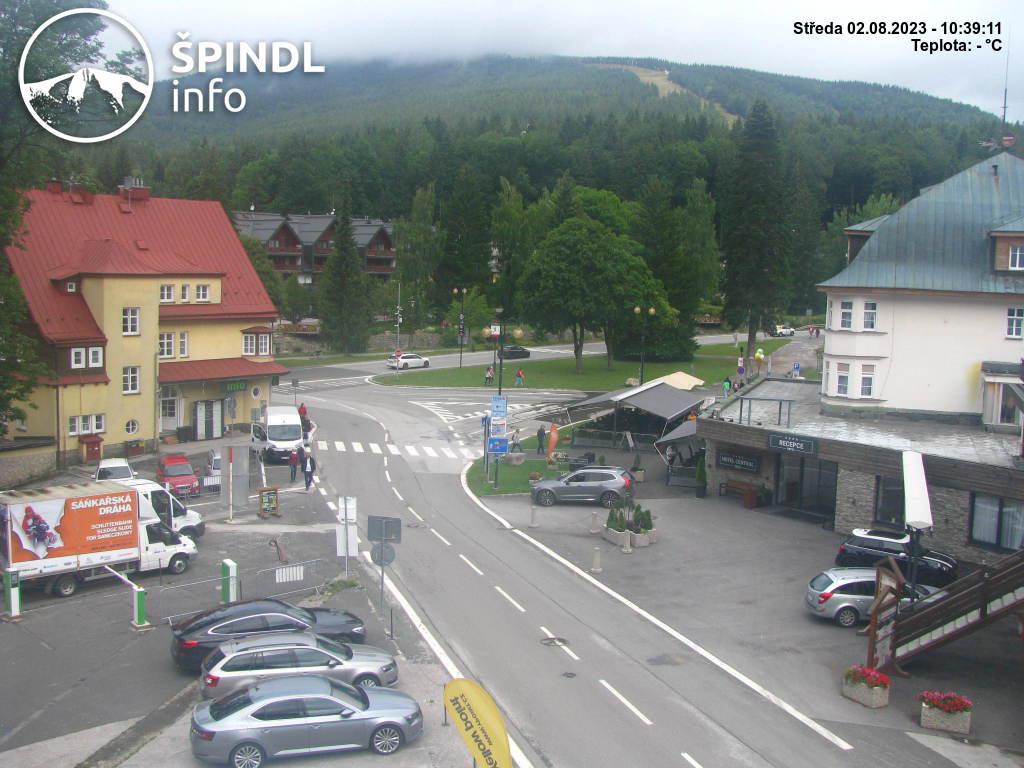 Webcam Skigebiet Spindlermühle cam 36 - Riesengebirge