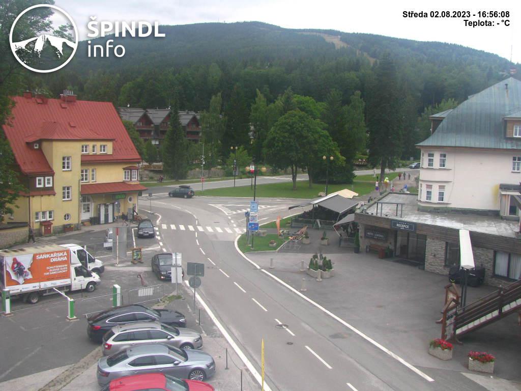 Webcam Ski Resort Spindleruv Mlyn cam 43 - Giant Mountains