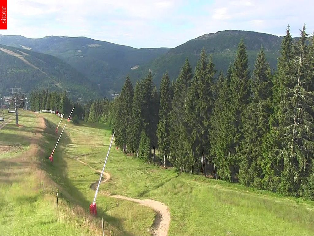 Webcam Hromovka - 1036 m n. m. Holidayinfo