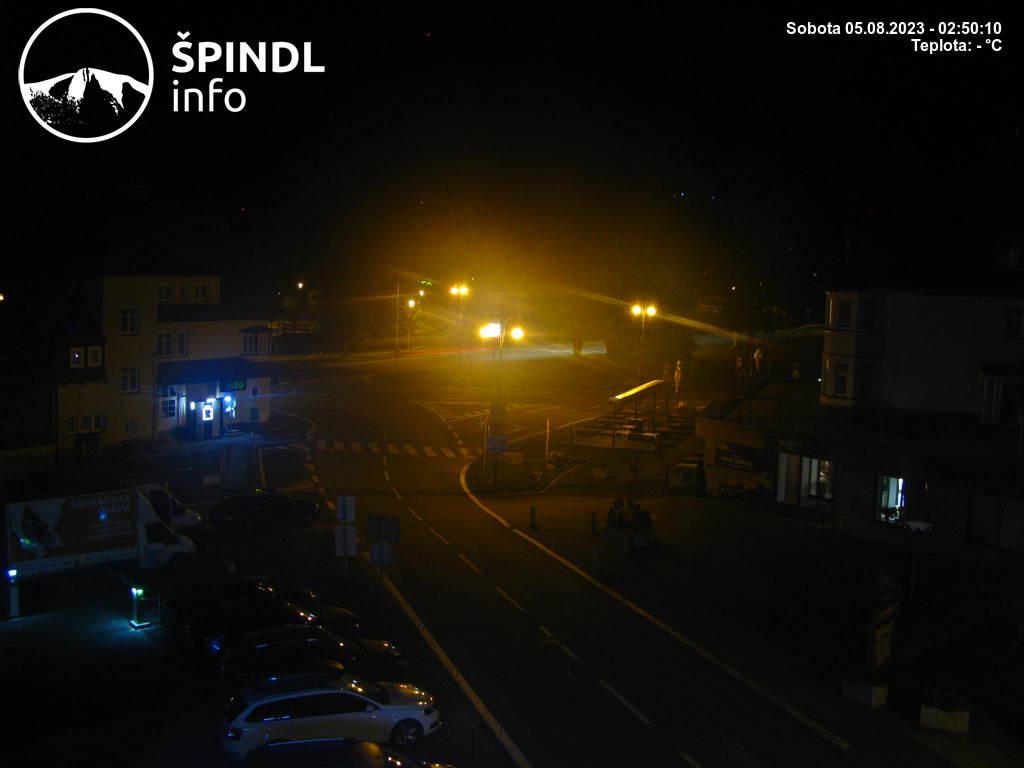 Spindleruv Mlyn webcam