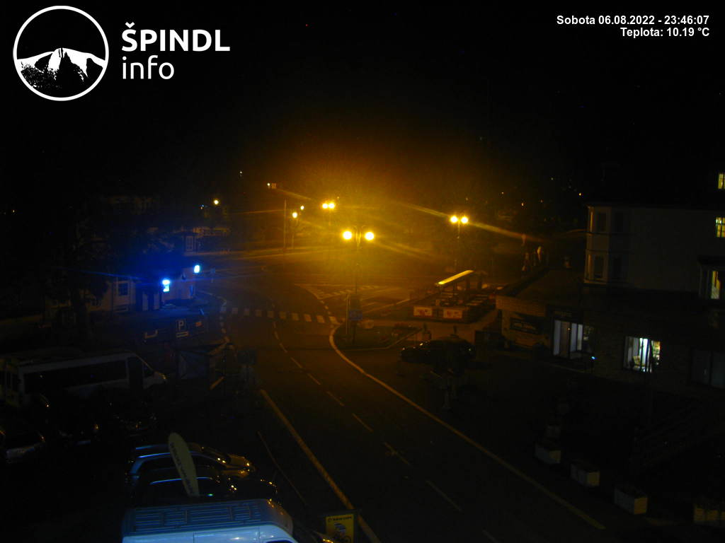 Webcam Ski Resort Spindleruv Mlyn Ort - Giant Mountains