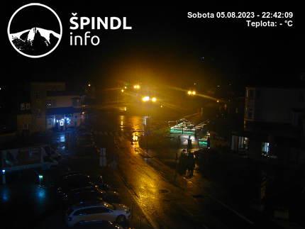 webkamera Špindlerův Mlýn - centrum