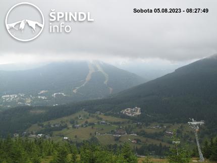 Webkamera Špindlerův Mlýn