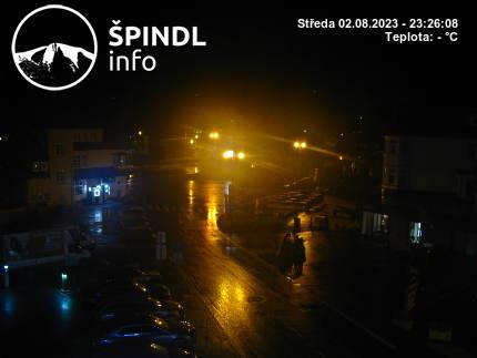 Webcam Skigebiet Spindlerm�hle Stoh - Riesengebirge
