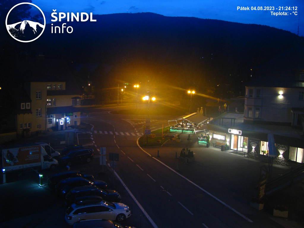 Webcam - Špindlerův Mlýn